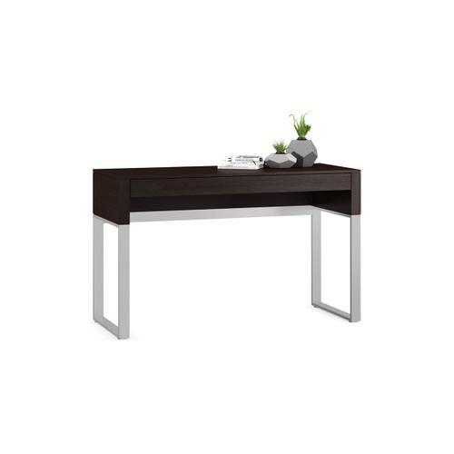 Console Laptop Desk 6202 in Espresso
