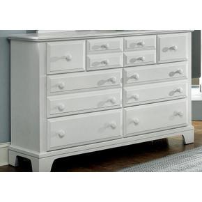 7-Drawer Triple Dresser