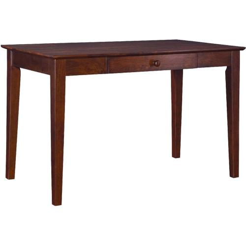 Writing Table w/ Drawer in Espresso