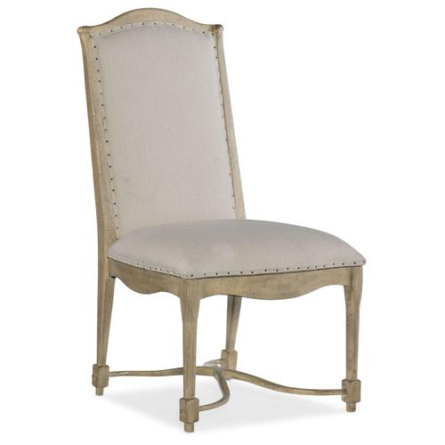 Dining Room Ciao Bella Upholstered Back Side Chair - 2 per carton/price ea