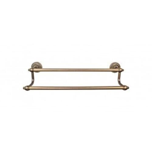 Product Image - Tuscany Bath Towel Bar 30 Inch Double - German Bronze