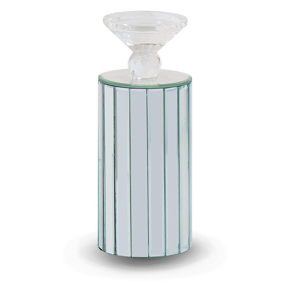 See Details - Barrel Mirrored Candle Holder (6/pack) 160