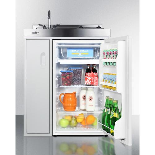 "30"" Wide All-in-one Kitchenette"