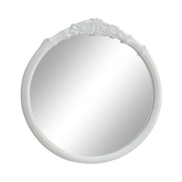 See Details - Round Mirror