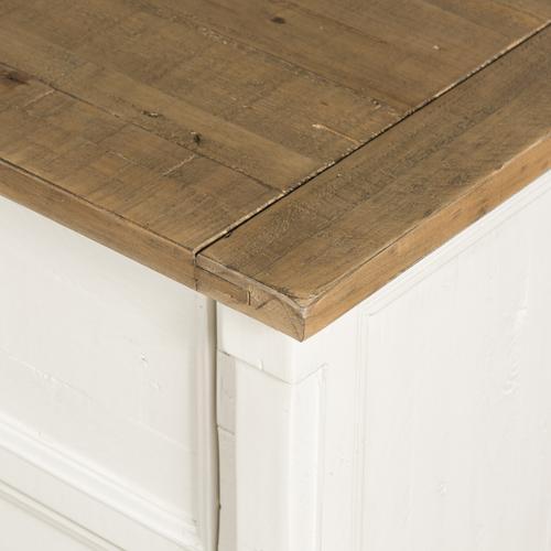 Cintra 7 Drawer Dresser-driftwood Natura