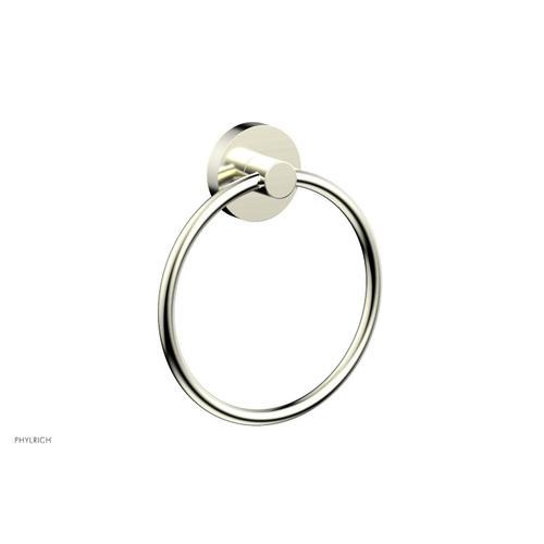 BASIC & BASIC II Towel Ring DB40 - Satin Nickel