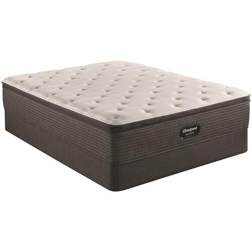 Beautyrest Silver - Bold - Plush - Pillow Top - Twin
