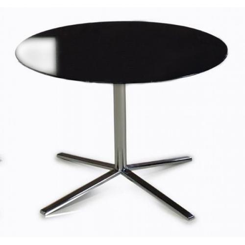 VIG Furniture - Versus T48A - Black End Table