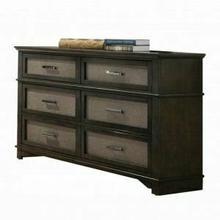 ACME Anatole Dresser - 26285 - Dark Walnut