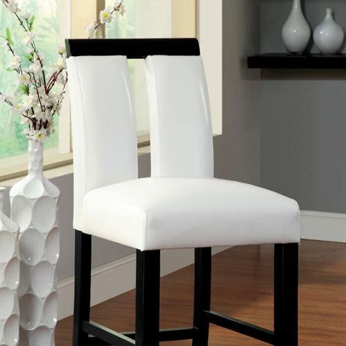 Furniture of America - Luminar Counter Ht. Chair (2/box)