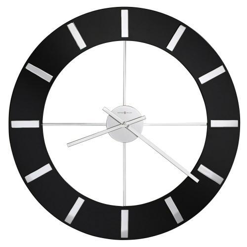 Howard Miller Onyx Oversized Wall Clock 625602