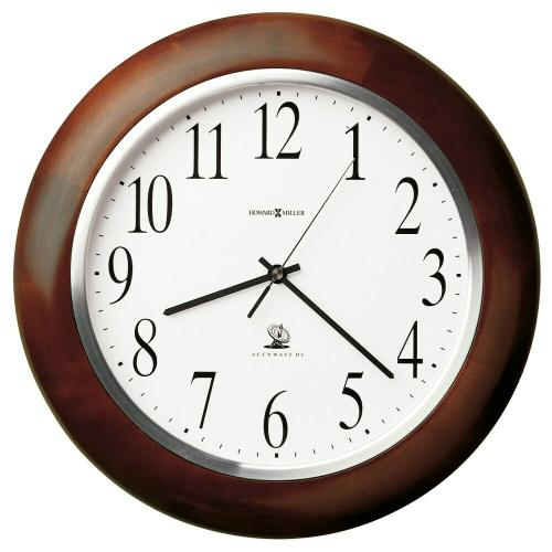 Howard Miller Murrow Wall Clock 625259