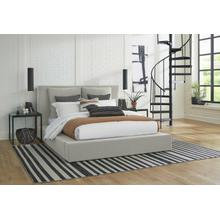 See Details - HEAVENLY - FLAX NATURAL King Bed with Comfort Pillows 6/6