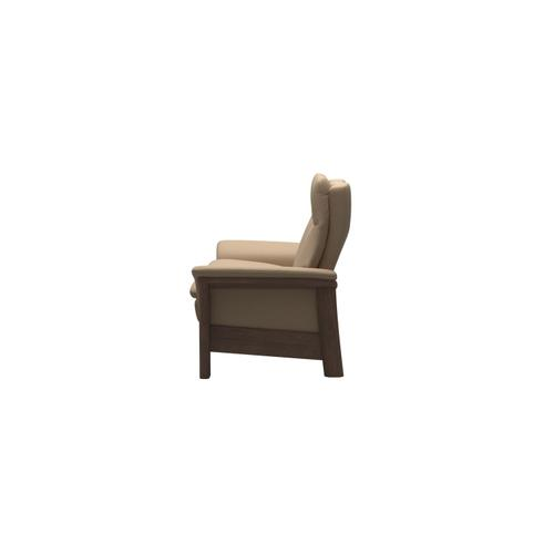 Stressless By Ekornes - Stressless® Saga with wood (L) 2 seater High