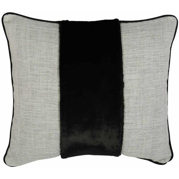 "See Details - Custom Decorative Pillows Center Band (23"" x 21"")"