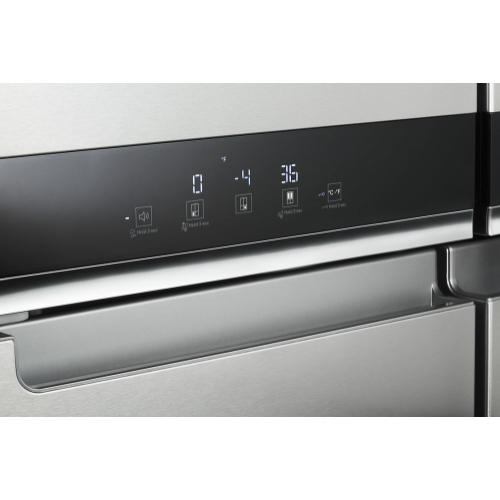 Whirlpool - 36-inch Wide Counter Depth 4 Door Refrigerator - 19.4 cu. ft.