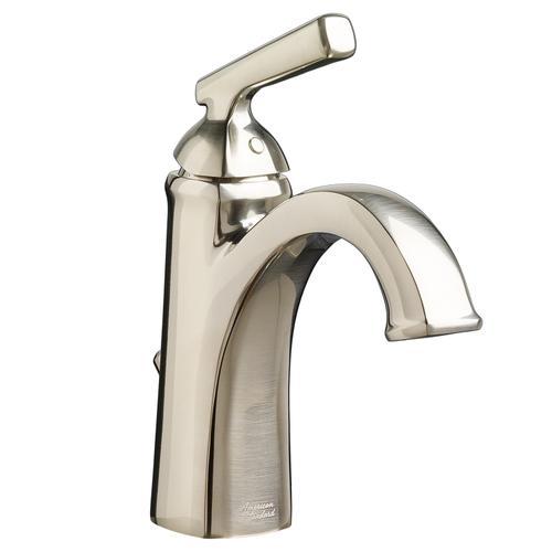American Standard - Edgemere Single Handle Bathroom Faucet - Brushed Nickel