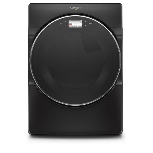 Whirlpool - 7.4 cu. ft. Smart Front Load Electric Dryer