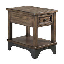 Whiskey River Chairside Table