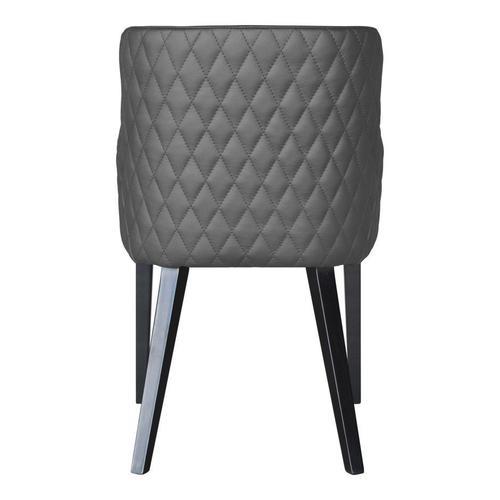 Zayden Dining Chair Grey