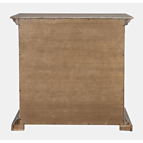 Carrington Accent Cabinet - Bisque