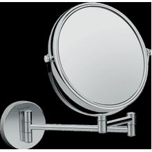 See Details - Chrome Pull-Out Shaving Mirror