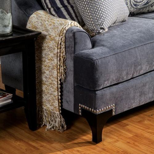 Furniture of America - Vittoria Love Seat