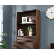 See Details - 2-Shelf Library Hutch with Pull Out Drawer