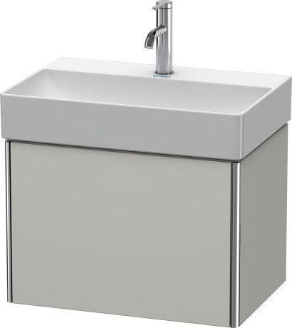 Product Image - Vanity Unit Wall-mounted Compact, For Durasquare # 235660concrete Gray Matte (decor)