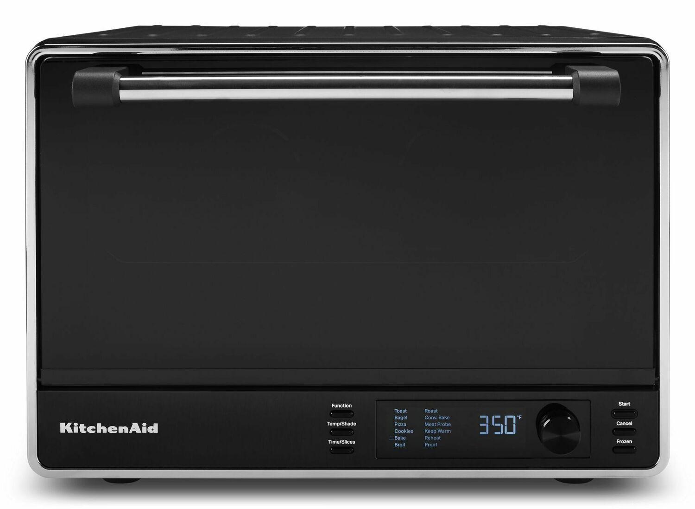 Dual Convection Countertop Oven - Black Matte