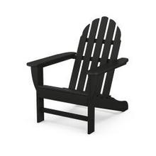 View Product - Classic Adirondack Chair in Black