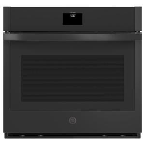 """GE®30"""" Smart Built-In Self-Clean Convection Single Wall Oven with Never Scrub Racks"""