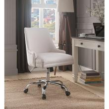 BEIGE OFFICE CHAIR