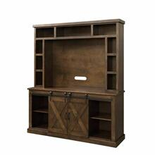 See Details - Aksel Entertainment Center