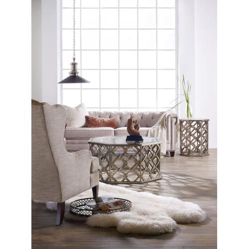 Living Room Melange Nico End Table