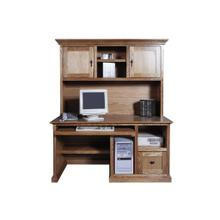 See Details - Forest Designs Mission Hutch for 1054/1061: 60w x 42H x 13D (No Desk)