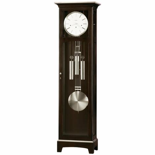 Howard Miller Urban Floor II Wooden Floor Clock 610866