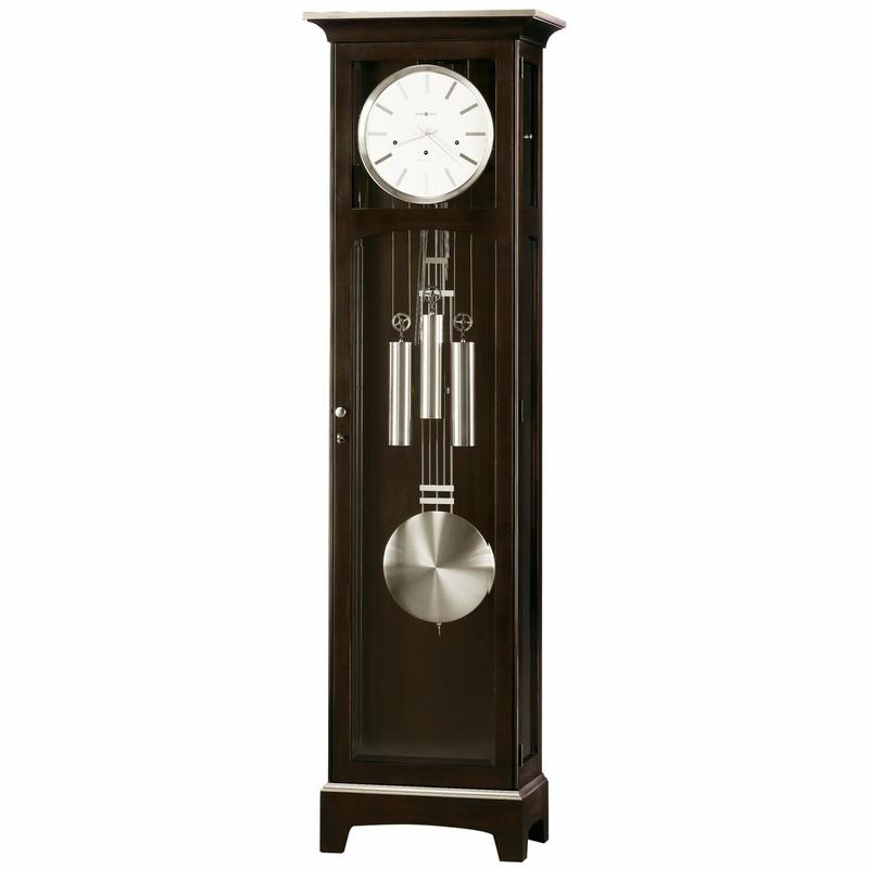 Howard Miller Urban Floor II Wooden Floor Clock 610866