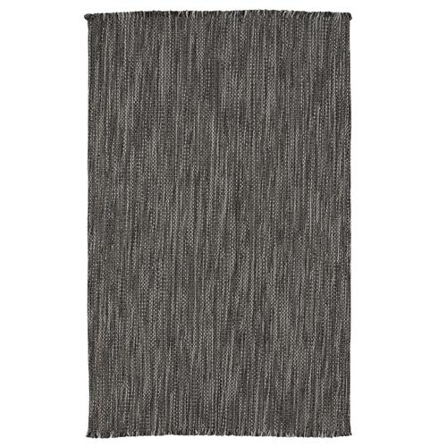 Seagrove Steel Flat Woven Rugs