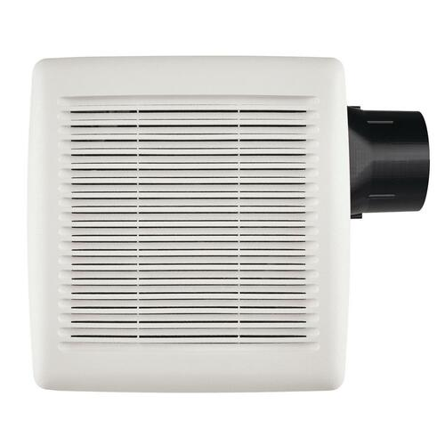 Broan Flex Series 80 CFM 0.7 Sones Humidity Sensing Ventilation Fan Energy Star®