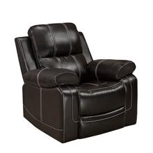 See Details - Recliner Chair - Chocolate