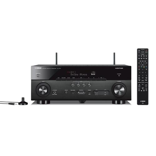 RX-A780 Black AVENTAGE 7.2-Channel AV Receiver with MusicCast