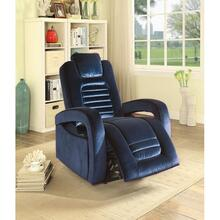 BLUE POWER RECLINER
