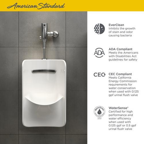 American Standard - Greenbrook Urinal - Top Spud  American Standard - White