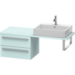 Low Cabinet For Console Compact, Light Blue Matte (decor)