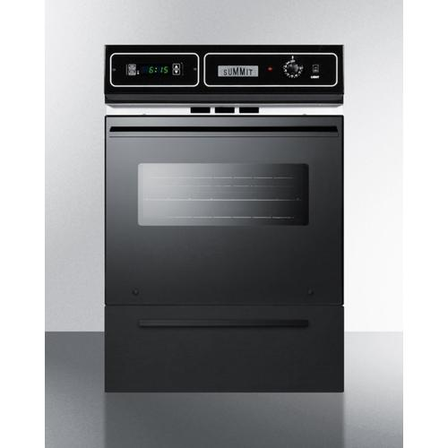 """Product Image - 24"""" Wide Electric Wall Oven"""