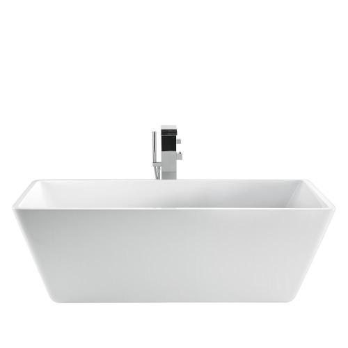 "Siren 64"" Acrylic Tub"