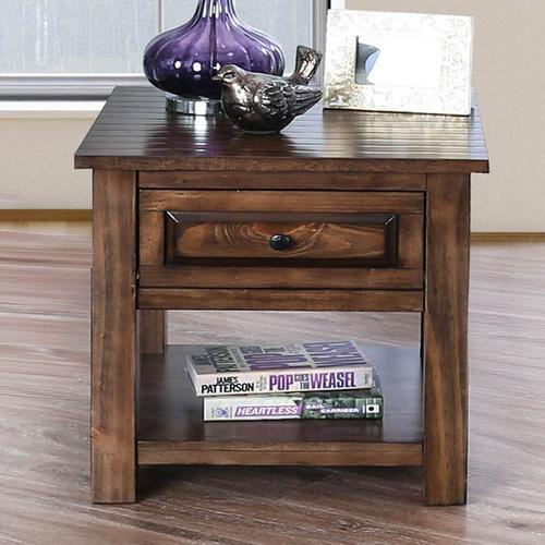 Annabel End Table