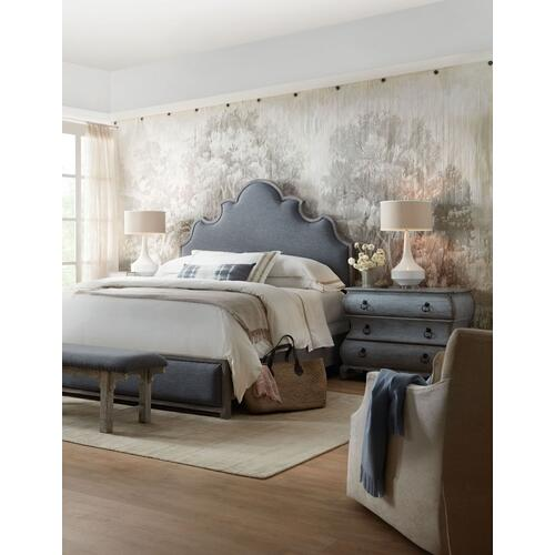 Bedroom Beaumont Cal King Upholstered Bed