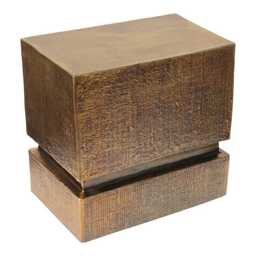 Moe's Home Collection - Flint Accent Table Brass